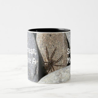 Rock Spider Mug
