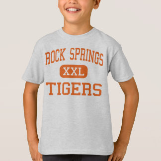 Rock Springs - Tigers - High - Rock Springs T-Shirt