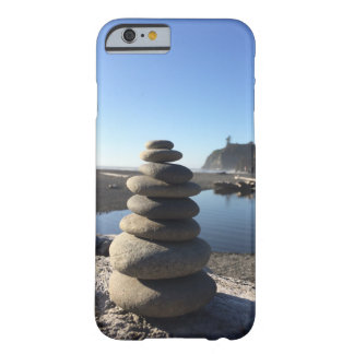 Rock Stacks at Ruby Beach Barely There iPhone 6 Case