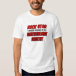 Rock Star .. Anesthesiologist Assistant Shirts