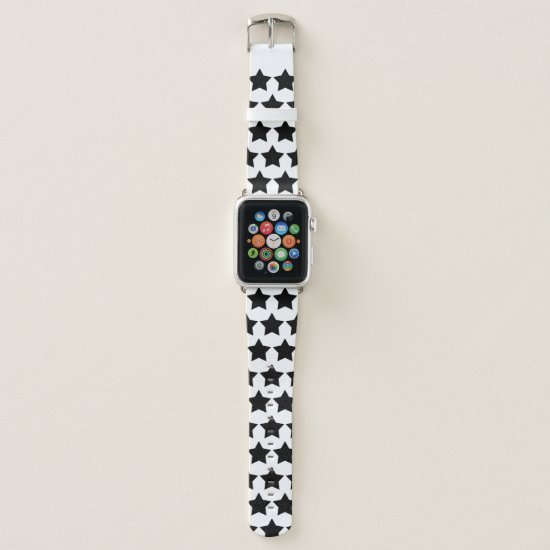 Rock Star Apple Watch Band