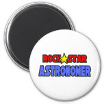 Rock Star Astronomer Magnets