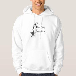 Rock Star Beautician Sweatshirt