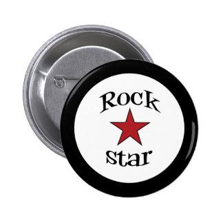 Rock Star Button Button