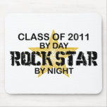 Rock Star by Night - 2011 Mouse Pad