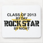 Rock Star by Night - 2013 Mouse Pad