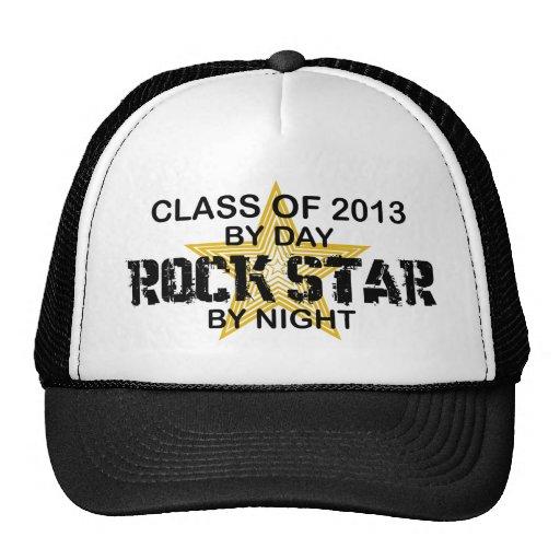 Rock Star by Night - 2013 Trucker Hat