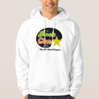 Rock Star By Night - Day Job Chemical Engineer Hooded Pullover