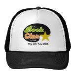 Rock Star By Night - Day Job Law Clerk Trucker Hat