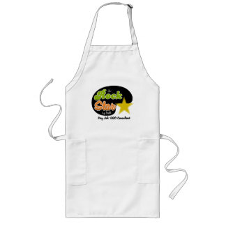 Rock Star By Night - Day Job SEO Consultant Long Apron