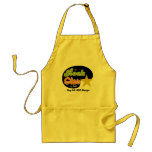 Rock Star By Night - Day Job SEO Manager Aprons