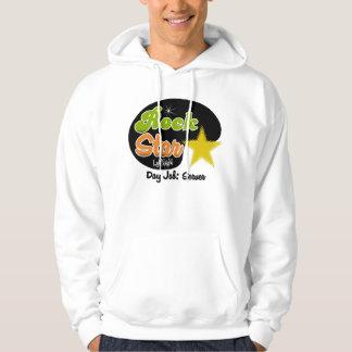 Rock Star By Night - Day Job Server Sweatshirts
