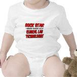 Rock Star .. Clinical Lab Technologist Tshirt
