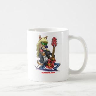 Rock Star Coffee Mugs and Beer Steins