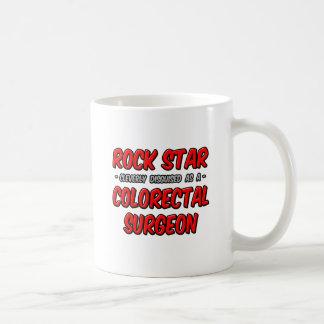 Rock Star ... Colorectal Surgeon Coffee Mug