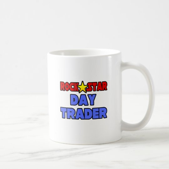 Rock Star Day Trader Coffee Mug