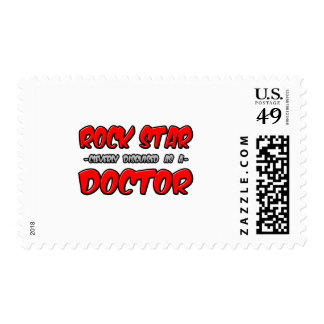 Rock Star...Doctor Stamps