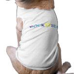 Rock Star Dog Tee Shirt