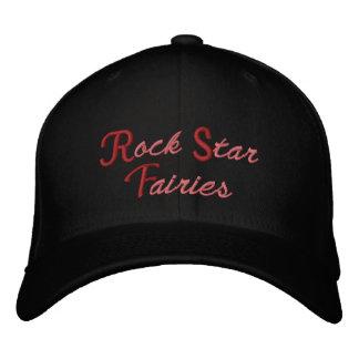 Rock Star Fairies Hat Baseball Cap