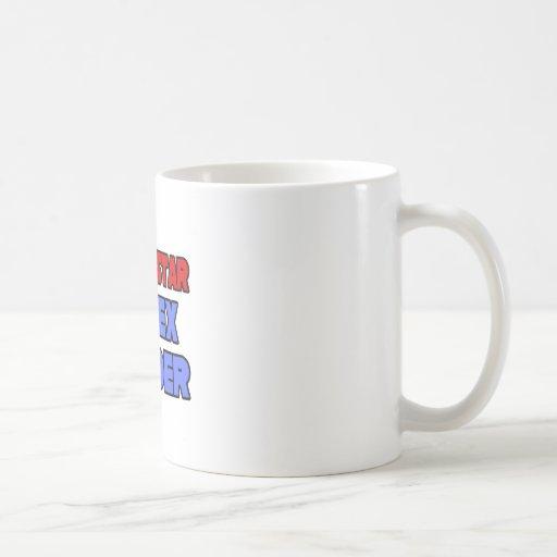 Rock Star Forex Trader Classic White Coffee Mug