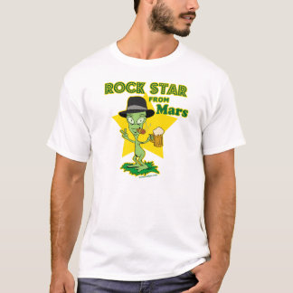 Rock Star From Mars T-Shirt