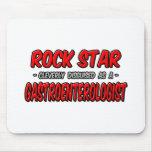 Rock Star...Gastroenterologist Mousepads