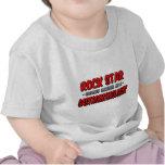 Rock Star...Gastroenterologist Tee Shirts