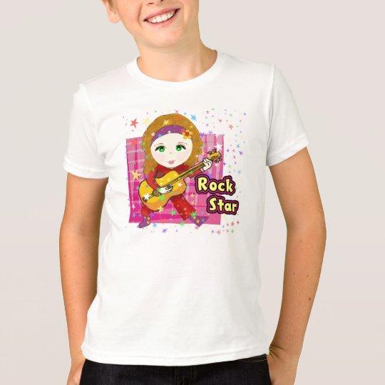 Rock Star Girl T-Shirt