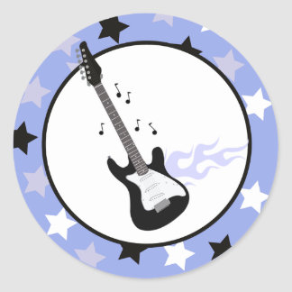 ROCK STAR GUITAR Envelope Seals