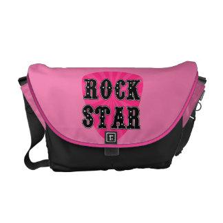 Rock Star Guitar Pick Commuter Bags
