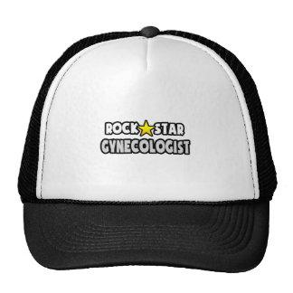Rock Star Gynecologist Trucker Hat