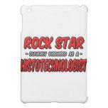 Rock Star .. Histotechnologist iPad Mini Cover