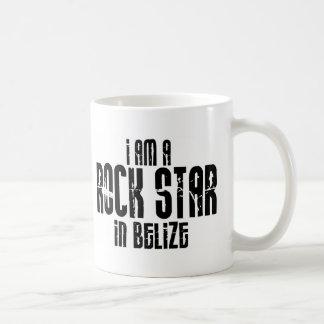 Rock Star In Belize Mug