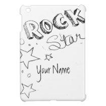 Rock Star iPad Mini Cover