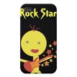Rock Star iPhone 4/4S Cover