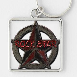 Rock Star Key Chain