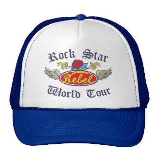 Rock Star Kids Trucker Hat