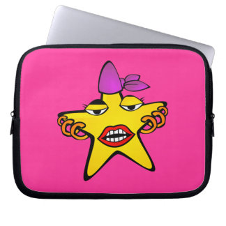 """Rock Star"" Laptop Sleeve"