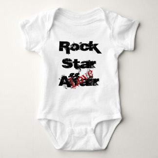 Rock Star Love Affair Baby Bodysuit