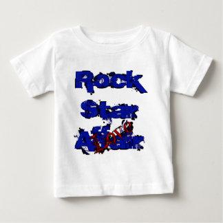 Rock Star Love Affair Baby T-Shirt