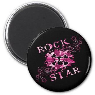 Rock Star - Magnet