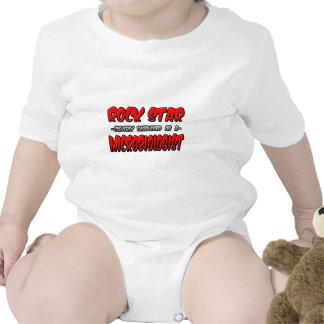 Rock Star...Microbiologist Shirts