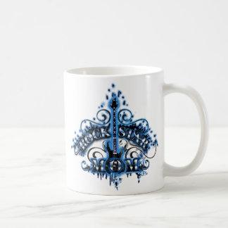 Rock Star Mom Coffee Mug