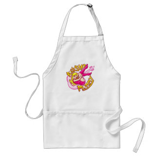 Rock Star Mommy Adult Apron
