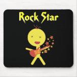 Rock Star Mousepads