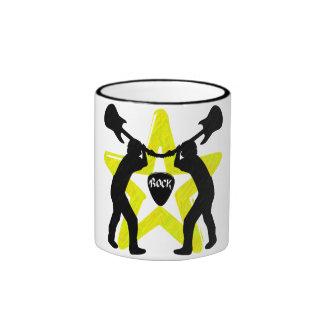 Rock Star-Mug Ringer Coffee Mug