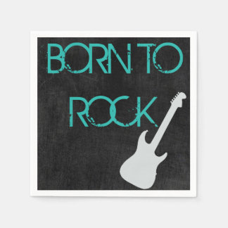 Rock Star Napkins