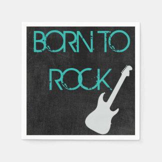 Rock Star Napkins