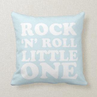 Rock Star Nursery or Playroom - Music Decor Kids Throw Pillow