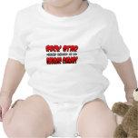 Rock Star...Organic Chemist Baby Bodysuit